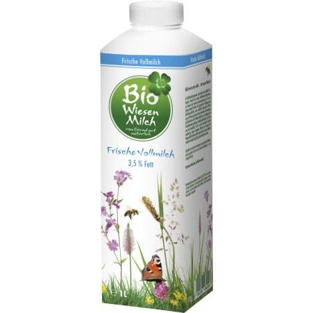 Kärntnermilch Bio Wiesenmilch Vollmilch länger frisch 3,5%