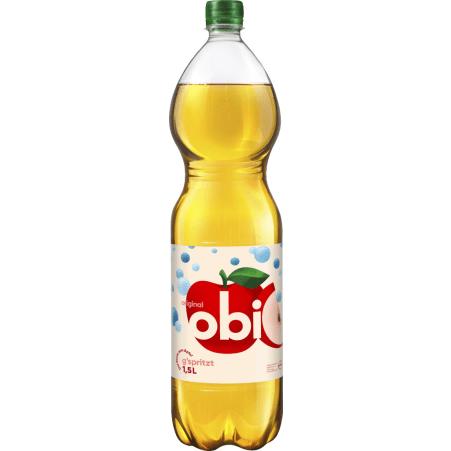 obi Apfel gespritzt 1,5 Liter