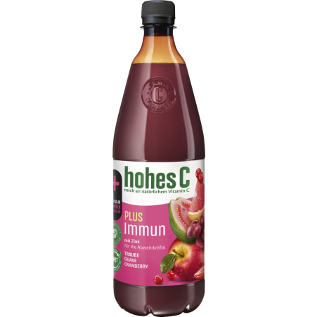 hohes C Saft Traube-Guave-Cranberry 1,0 Liter