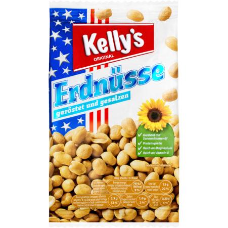 Kelly's Erdnüsse gesalzen