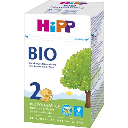 HiPP Bio Combiotik Folgemilch 6. Monat 600 gr