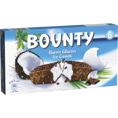 BOUNTY Icecream 6er-Packung
