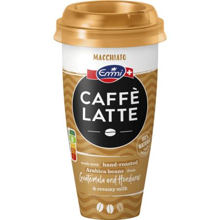 CAFFÈ LATTE Macchiato 0,23 Liter