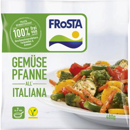 FRoSTA Gemüsepfanne Italia Tradizionale