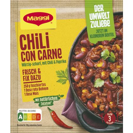 MAGGI Fix Chili con Carne