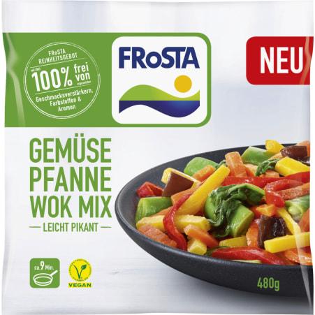 FRoSTA Gemüse Pfanne Wok Mix