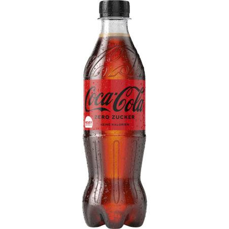 Coca-Cola Zero 0,5 Liter
