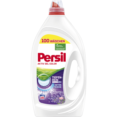 Persil Color Gel 2x 50 Waschgänge