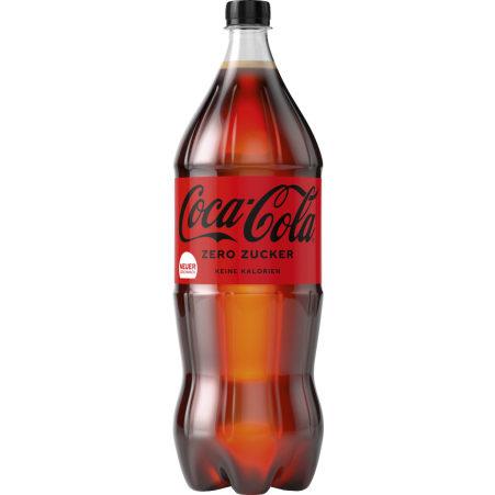 Coca-Cola Zero 2,0 Liter