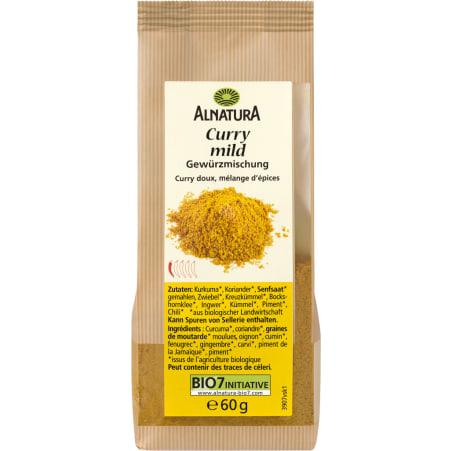 Alnatura Bio Curry mild