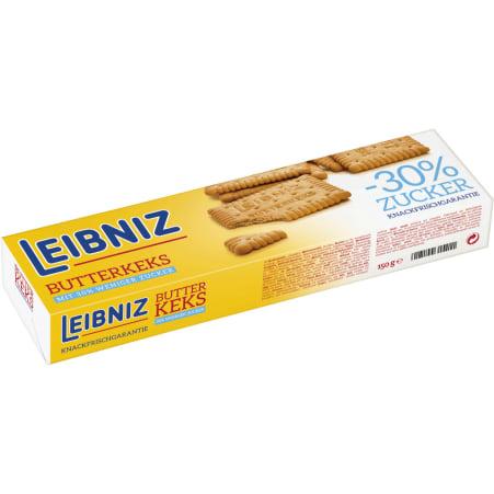 Leibniz Leibniz Butterkeks -30% Zucker