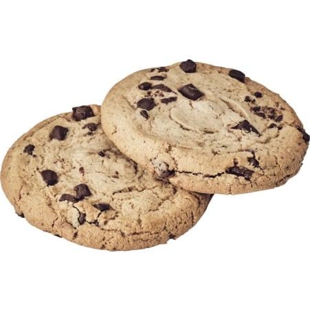 Alpenbäckerei Schoko Cookies hell