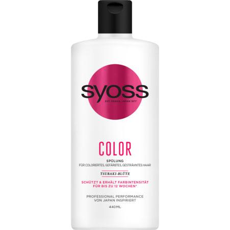 Syoss Spülung Color