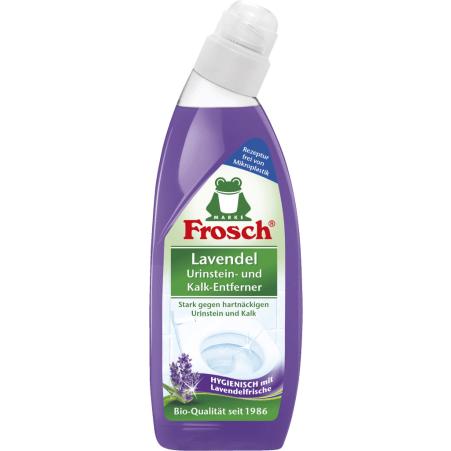 Frosch Urinstein- und Kalk-Entferner Lavendel
