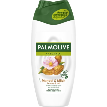 PALMOLIVE Cremedusche Mandel & Milch