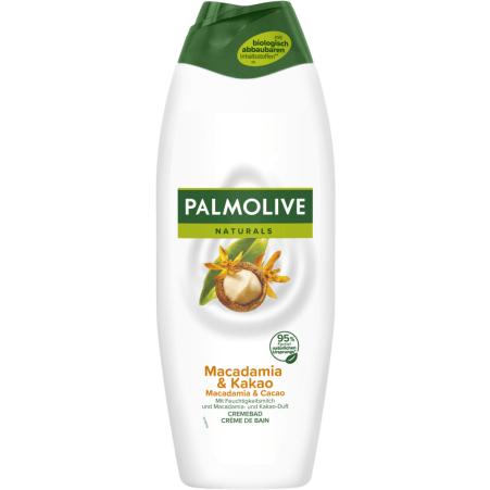PALMOLIVE Naturals Macadamia & Kakao Cremebad