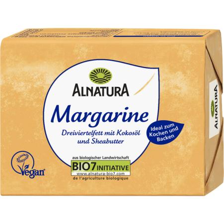 Alnatura Margarine mit Kokosöl und Sheabutter