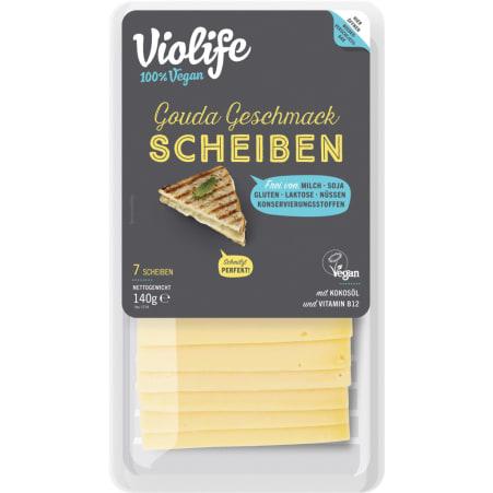 Violife Original Geschmack Scheiben 100% vegan