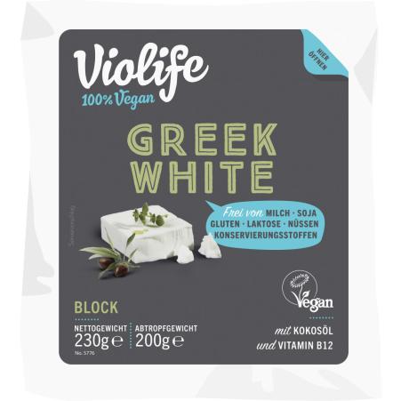 Violife Greek white Block 100% vegan