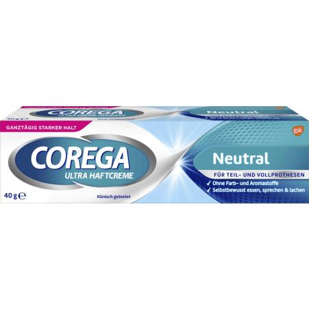 COREGA Ultra Haftcreme neutral