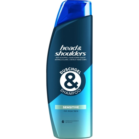 Head & Shoulders Duschgel & Shampoo Sensitive