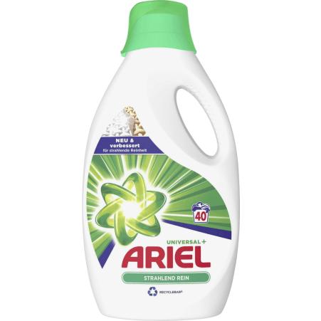 Ariel Flüssig Regulär 40 Waschgänge