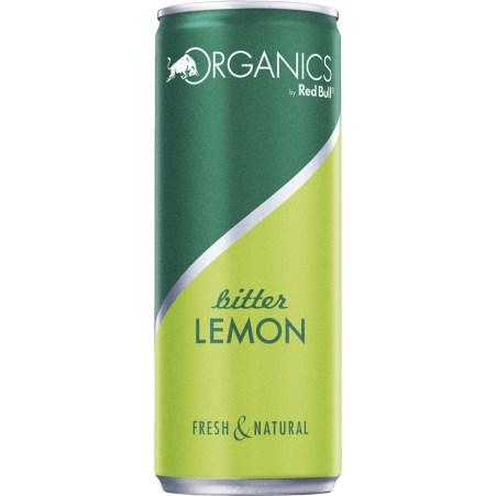 Red Bull Bio Organics Bitter Lemon 0,25 Liter