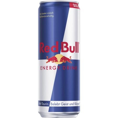 Red Bull Energy Drink 0,355 Liter Dose