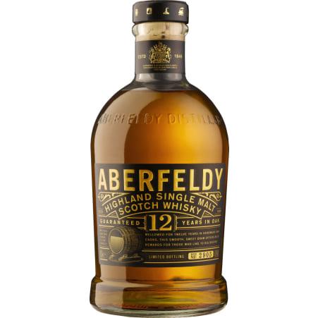 ABERFELDY Single Malt Scotch 12yo