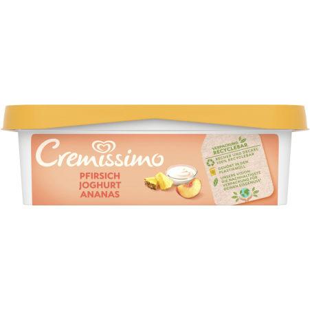 Cremissimo Cremissimo Pfirsich-Joghurt-Ananas