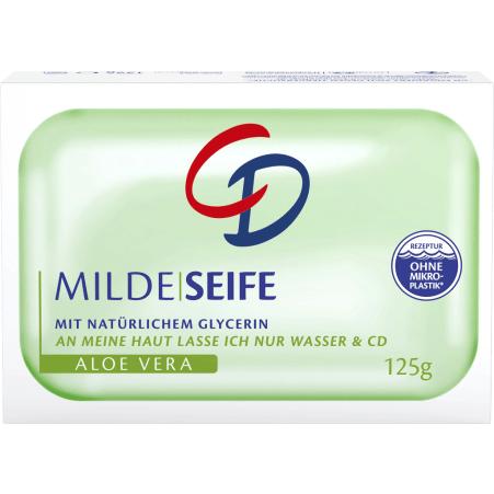 CD Aloe Vera Milde Seife