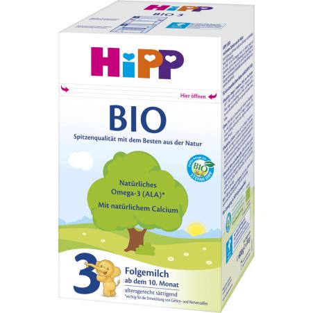 HiPP Bio Combiotik Folgemilch 10. Monat 600 gr