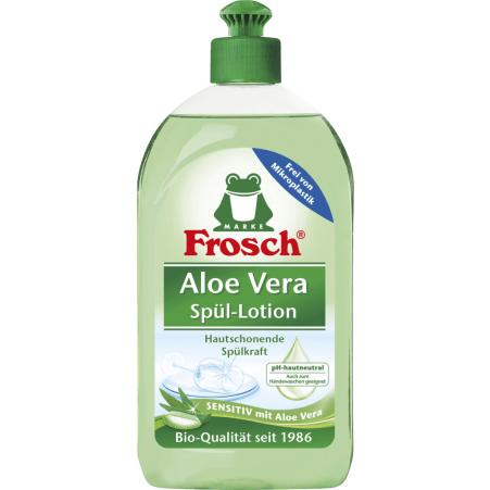 Frosch Handspül-Lotion Aloe Vera
