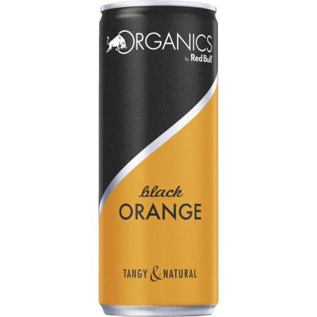 Red Bull Bio Organics Black Orange 0,25 Liter Dose