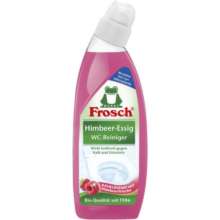 Frosch WC-Reiniger Himbeer-Essig