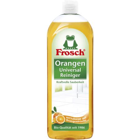 Frosch Frosch Universalreiniger Orange