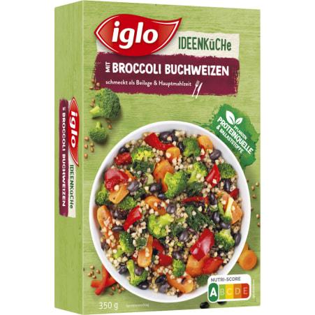 iglo Ideenküche Broccoli Buchweizen