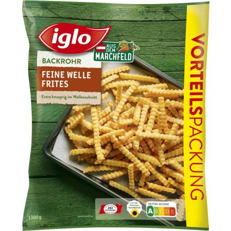 iglo Feine Welle Frites Vorteilspackung