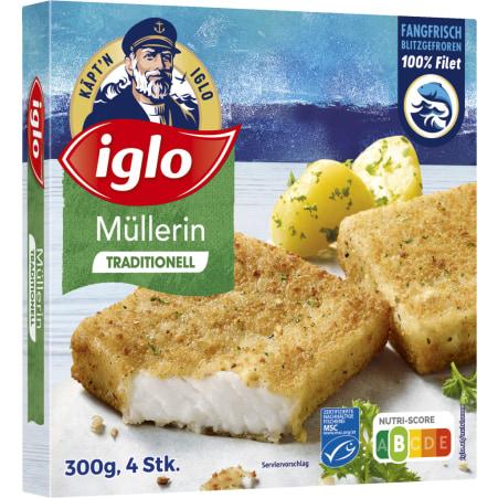 iglo Polardorsch Müllerin MSC
