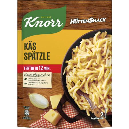 Knorr Hüttensnack Käsespätzle