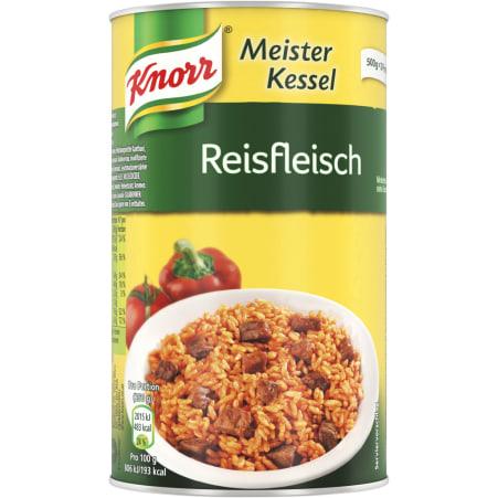Knorr Meister Kessel Gulasch