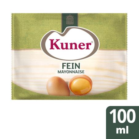 Kuner Mayonnaise 50% 100 gr