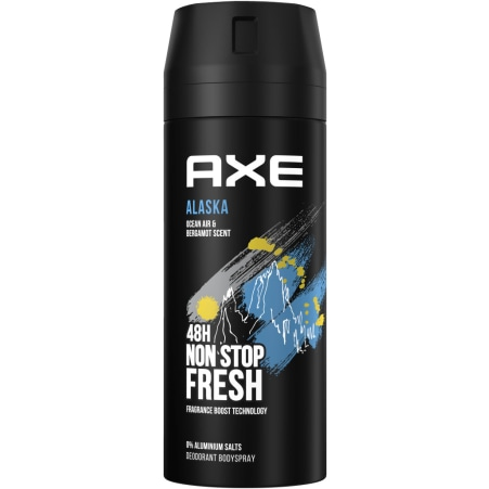 Axe Alaska Deo-Spray