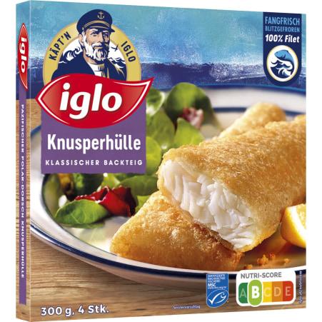 Iglo Polardorsch Knusperhülle MSC