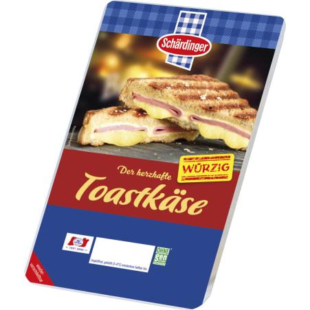 Schärdinger Toastkäse würzig 45%