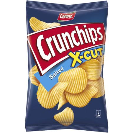 Crunchips Crunchips X-Cut Salted