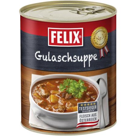 FELIX Gulaschsuppe 800 gr