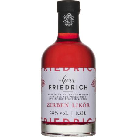 Therese Mölk Herr Friedrich Zirben Likör 28%
