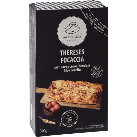Alpenbäckerei Focaccia Margherita 2er-Packung