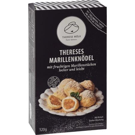 Bäckerei Therese Mölk Marillenknödel 8er-Packung